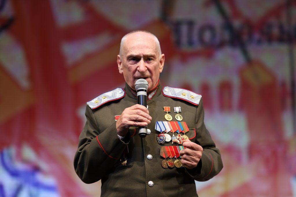 Москва подарила помещение районному Совету ветеранов