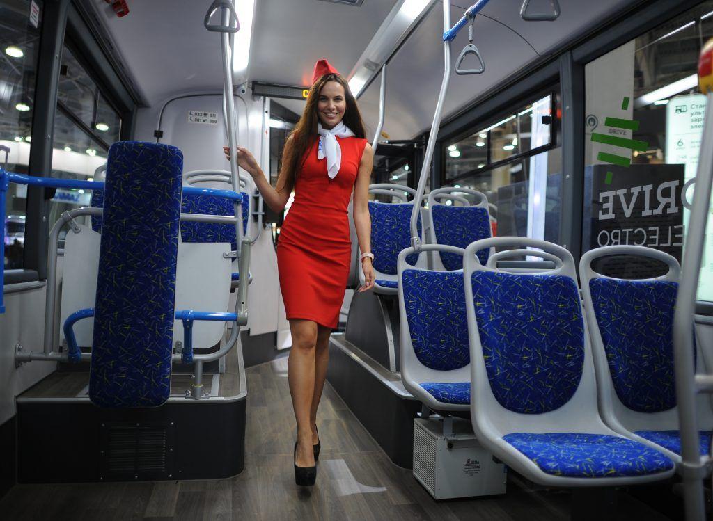 Электробусы освоили новый маршрут в Москве