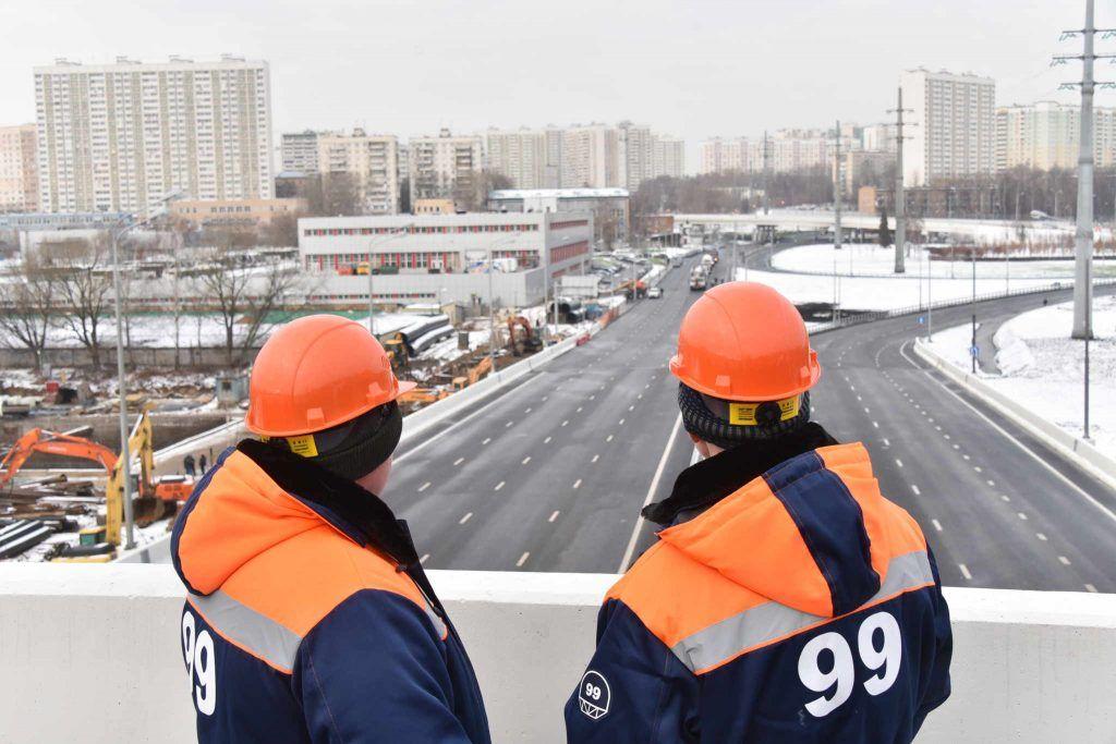 Москва начнет реконструкцию развязки МКАД и Алтуфьевского шоссе через три года