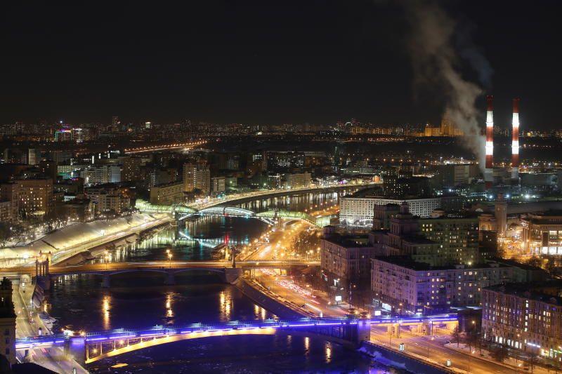 Акцию «Час земли» проведут в 15 московских парках. Фото: Антон Гердо, «Вечерняя Москва»