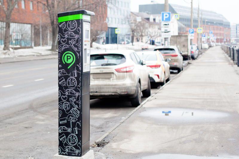 Режим работы парковок на Новом Арбате изменится на два дня