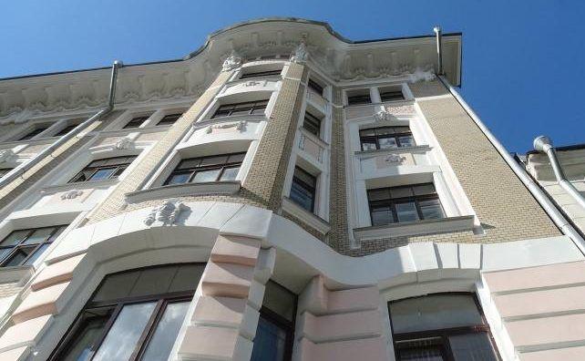 Памятником архитектуры признали доходный дом на Кузнецком Мосту