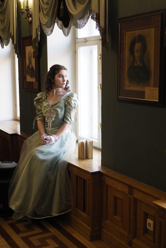 В библиотеке имени Тургенева часто выступают приезжие артисты. Фото: Антон Гердо, «Вечерняя Москва»