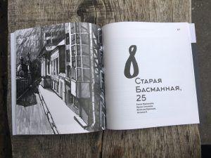 Книга «Люди. Улицы. Дома». Фото предоставили на сайте «Музея Басманного района»