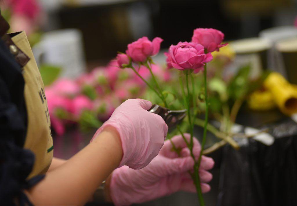 Более двух тысяч роз высадят в Таганском районе