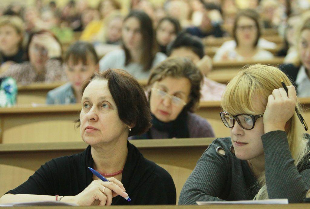 Тотальный диктант стартовал в Москве