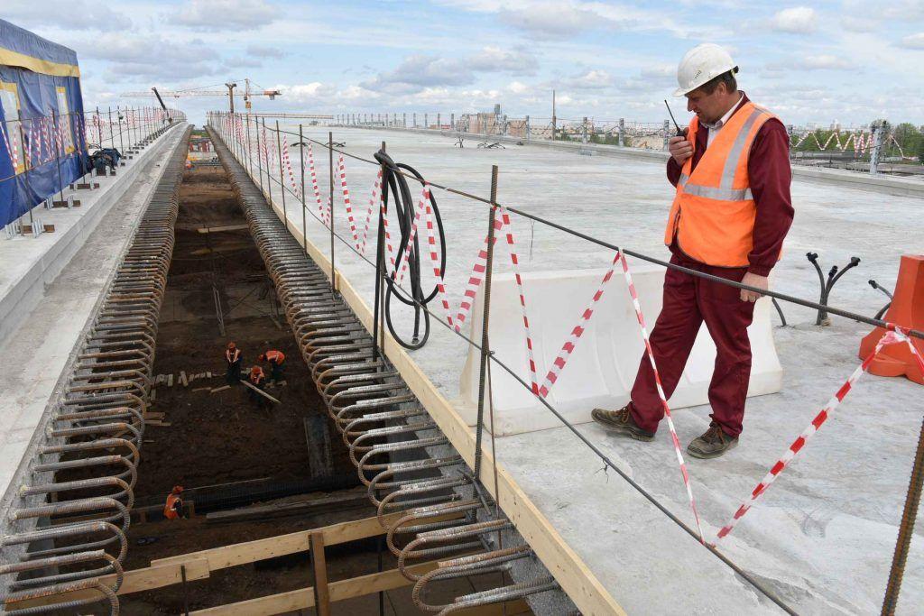 Москва разработает проект для реконструкции развязки МКАД и Осташковского шоссе