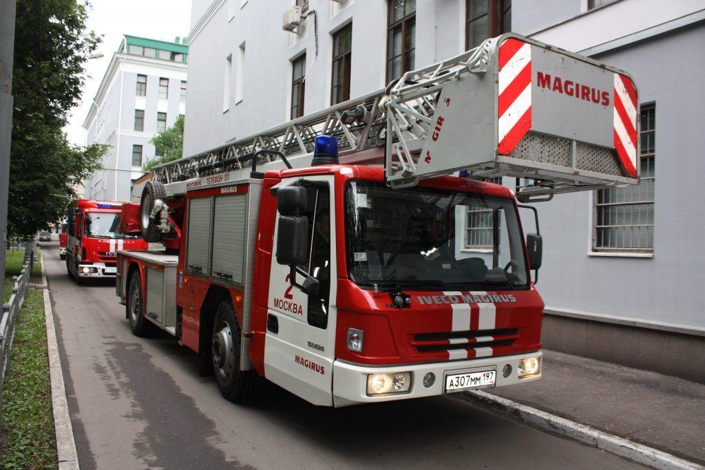 Пожарная безопасность в майские праздники