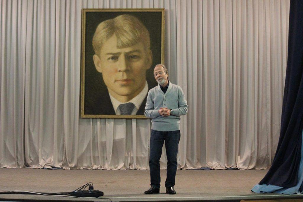 Москвичей пригласили на моноспектакль в библиотеку имени Пушкина