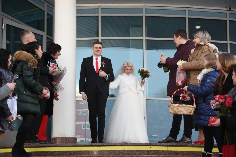 Новые необычные площадки для регистрации брака появятся в Москве. Фото: Пелагия Замятина, «Вечерняя Москва»