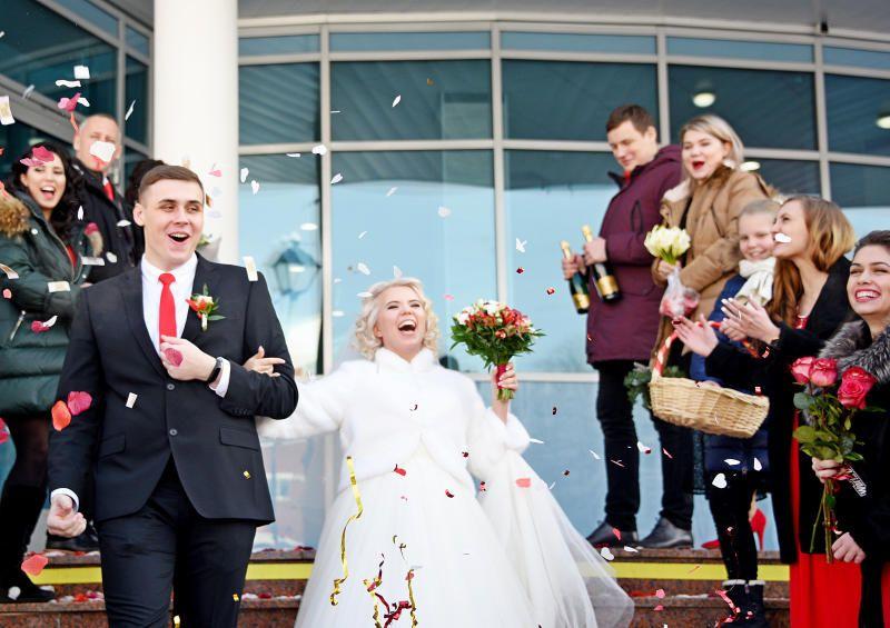 Два десятка необычных площадок для проведения свадеб откроют в Москве