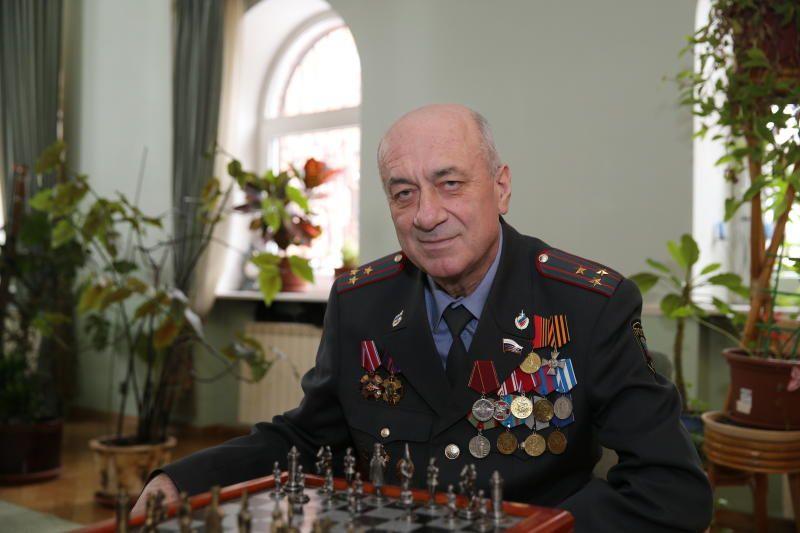 Совет ветеранов Пресненского района получил новое помещение на Шмитовском проезде