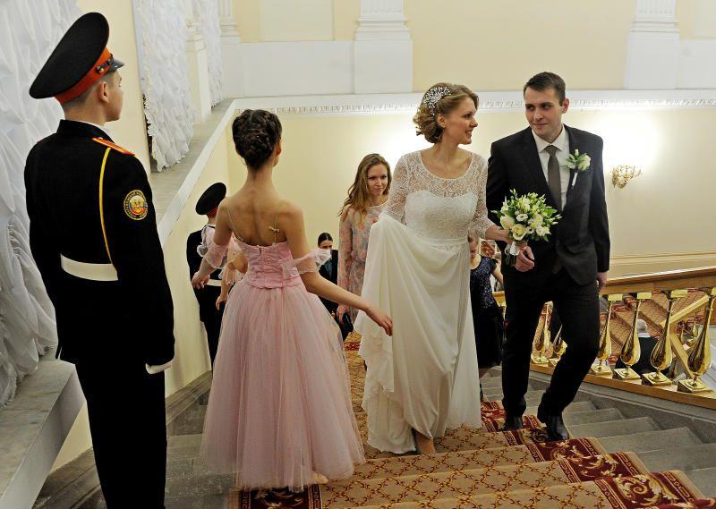Оригинальные места для заключения брака появятся в Москве. Фото: Светлана Колоскова, «Вечерняя Москва»