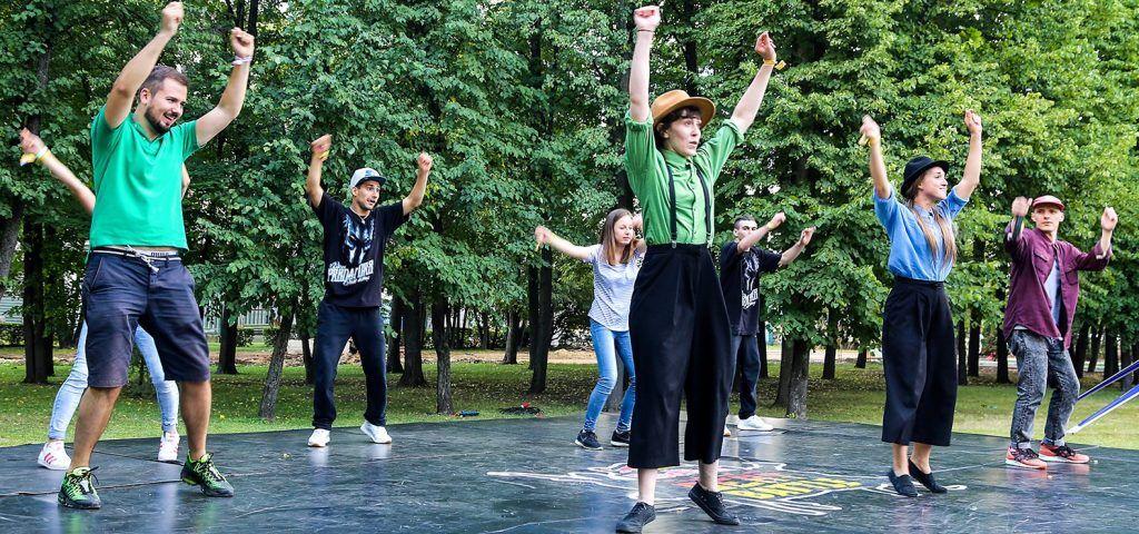 Летний сезон стартует в парках Москвы