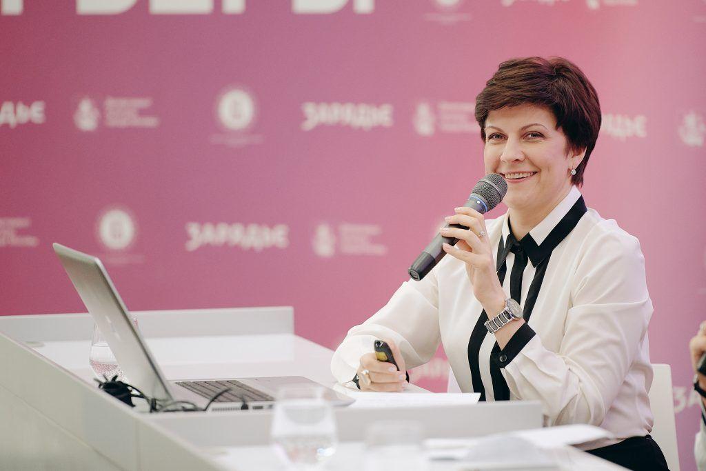 Валерия Касамара: Мы хотим делиться знаниями и наработками