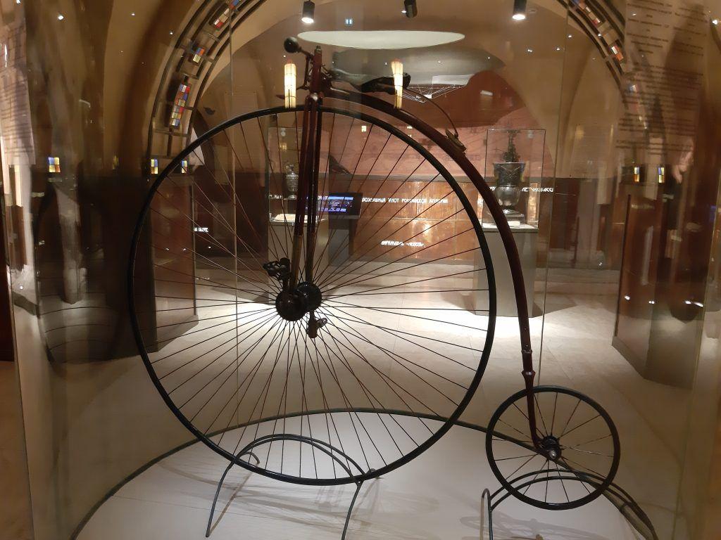 Велосипед-паук. Фото: Екатерина Мельниченко