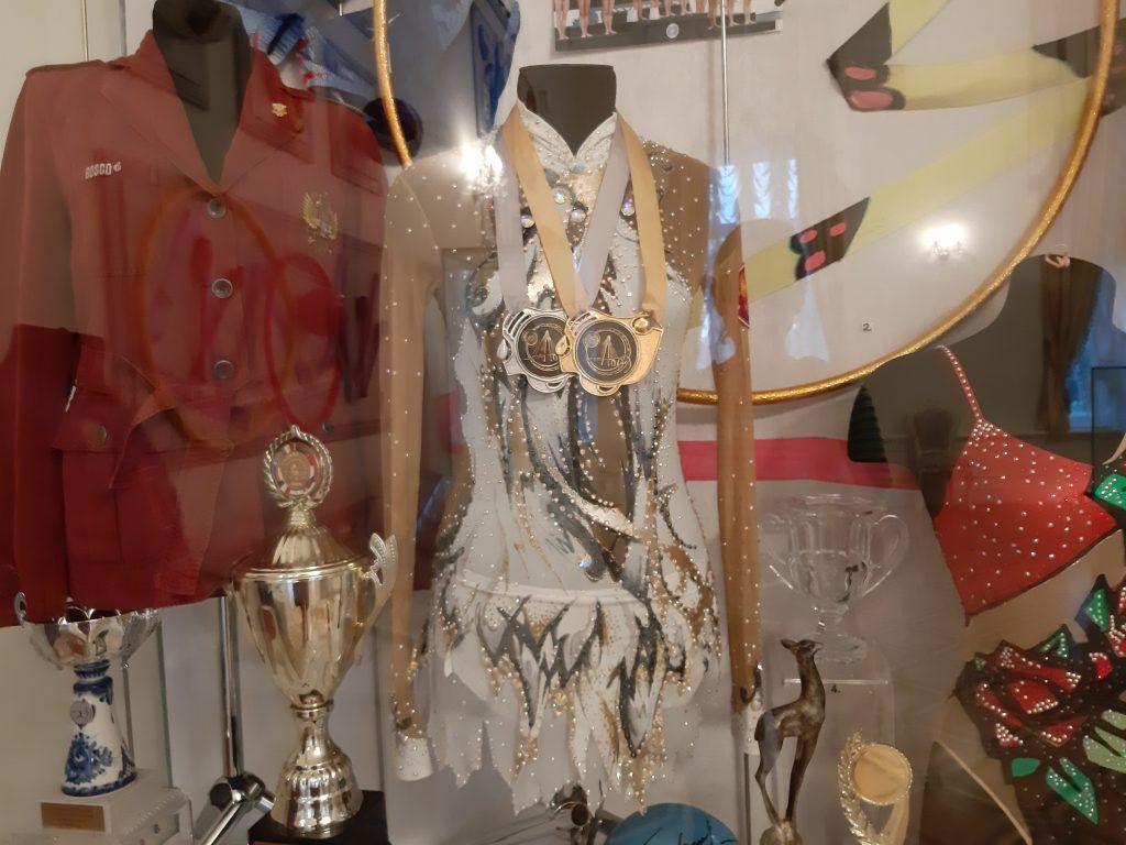 Трофеи олимпиад. Фото: Екатерина Мельниченко