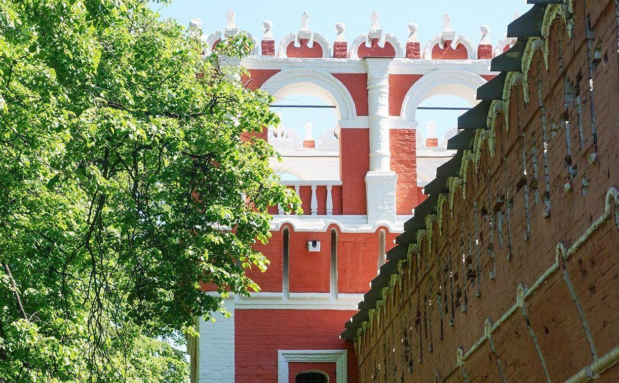 Две башни Донского монастыря отреставрировали. Фото: сайт мэра Москвы