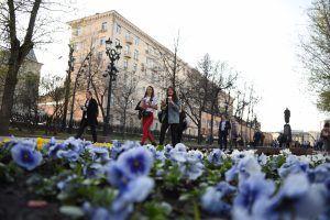 Москвичей ожидает гроза в субботу.Фото: архив, «Вечерняя Москва»