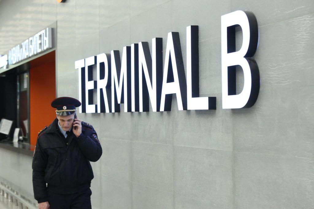 Аэропорт Шереметьево получил новую парковку на 451 автомобиль