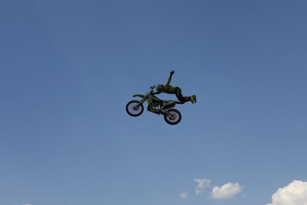 За пять месяцев в Москве произошло 63 аварии с мотоциклами