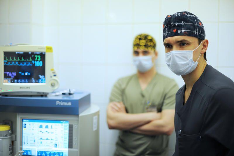 Двухтысячного пациента прооперировали в Москве по уникальной методике