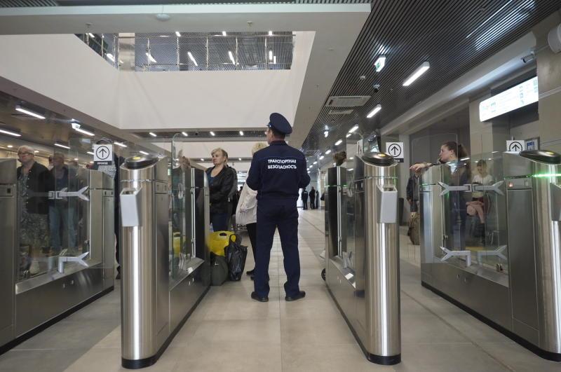 В Мещанском районе оперативники задержали подозреваемого в краже