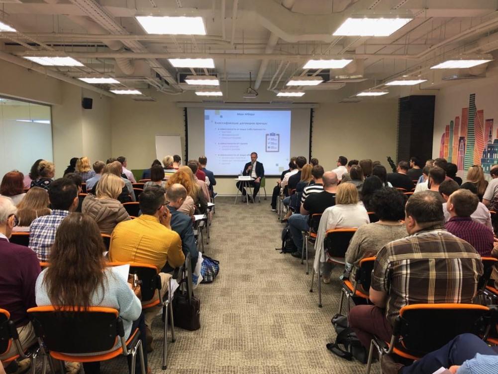 100 предпринимателей приняли участие в семинаре
