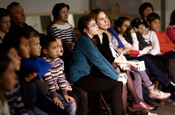 Показ фильма организуют активисты Молодежной палаты Басманного района