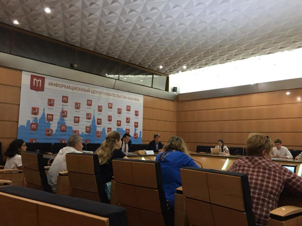 Пресс-конференцию о переходе Москвы на раздельный сбор мусора провели в столице