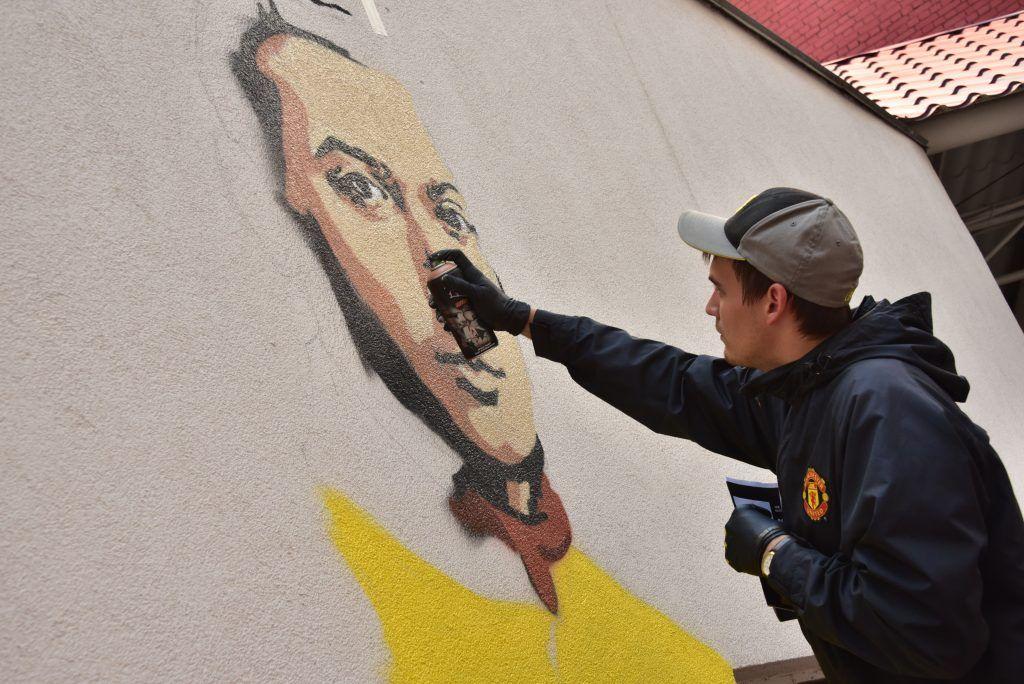 Фестиваль «Разноцветная Москва» с граффити и брейк-дансом посвятят Пушкину