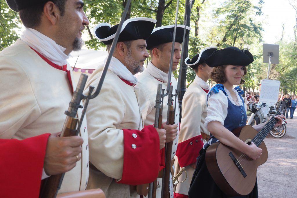 Фестиваль «Времена и эпохи» запустил 40 площадок в Москве