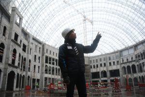 Сооружение впечатлит посетителей со всего мира. Фото: Светлана Колоскова