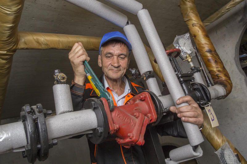 Инженерные коммуникации заменят в 186 домах района Замоскворечье. Фото: Сара Зицерман, «Вечерняя Москва»