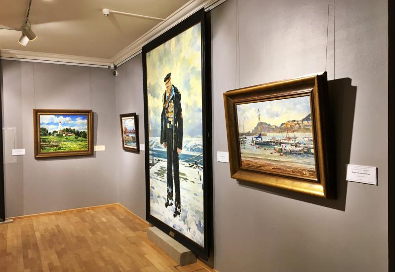 Персональная выставка Кирилла Зданевича впервые пройдет в Москве