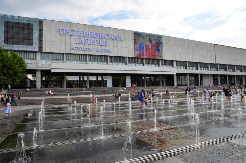 Выставка картин советского импрессиониста открылась в Новой Третьяковке. Фото: Анна Быкова