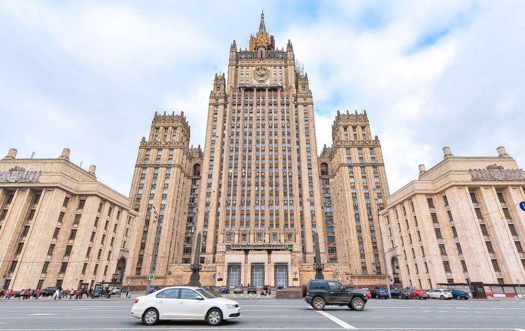 Памятник Евгению Примакову установят в сквере напротив МИД. Фото: сайт мэра Москвы