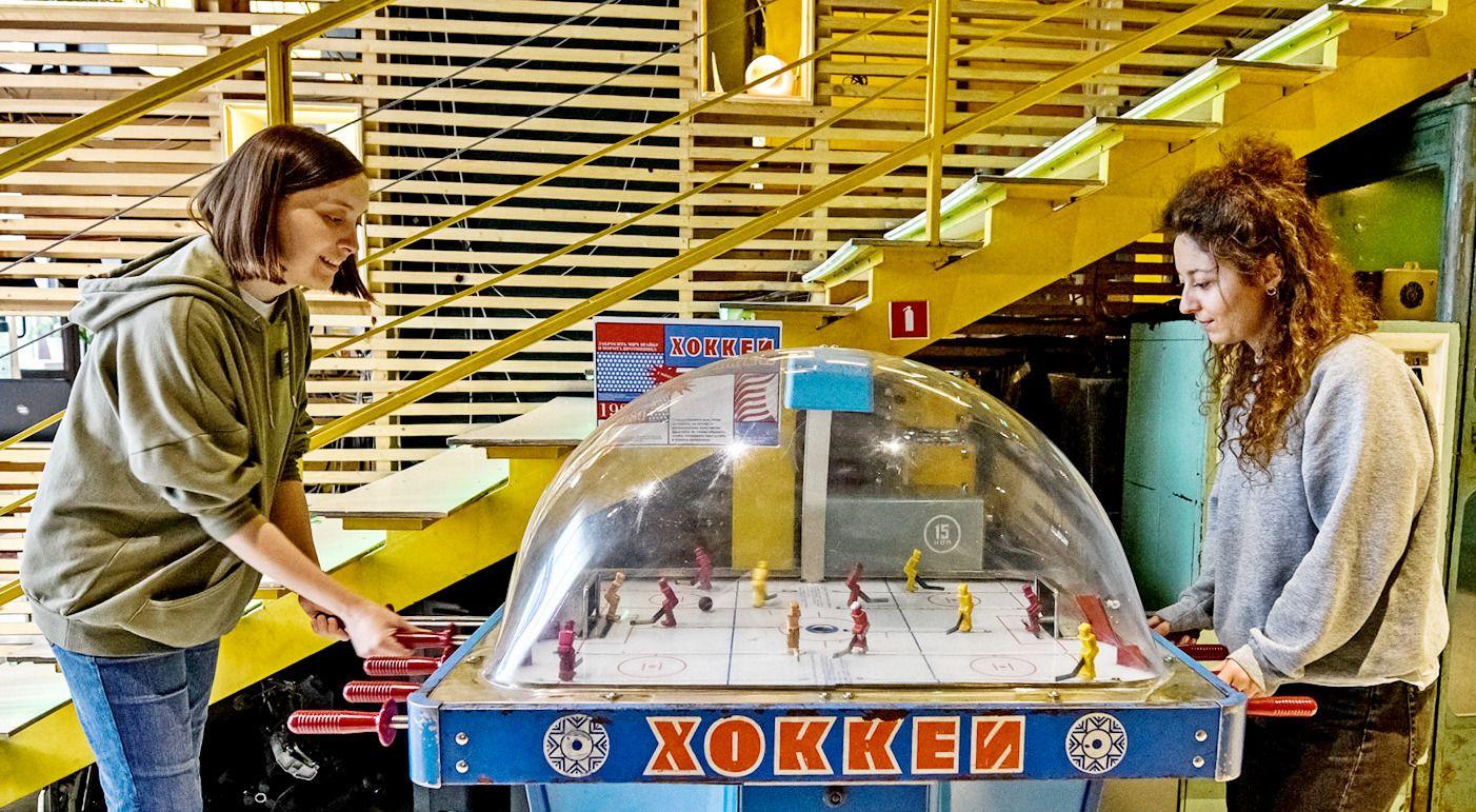 Выставка на вднх игровых автоматов страции и смс игровые автоматы
