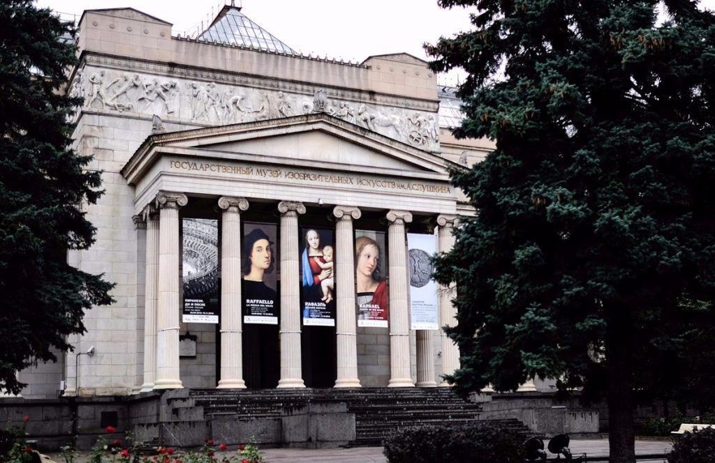 Топ-5 самых ценных картин Пушкинского музея