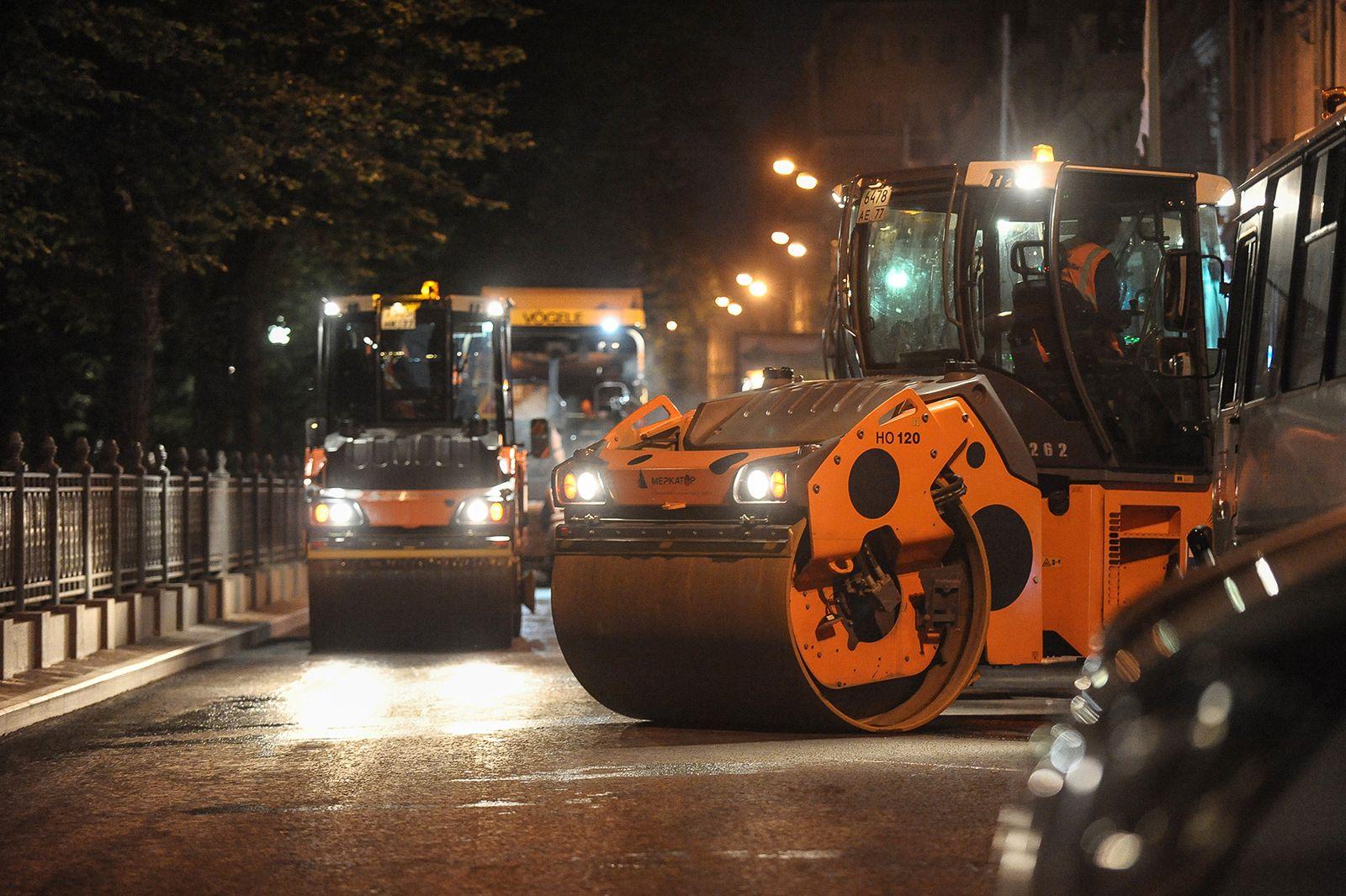 Дороги отремонтируют в Госпитальном переулке. Фото: сайт мэра Москвы
