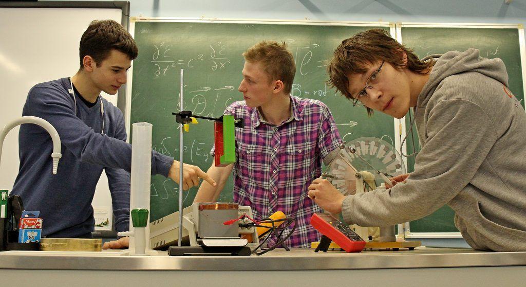 Московские школьники завоевали золото на олимпиаде по физике