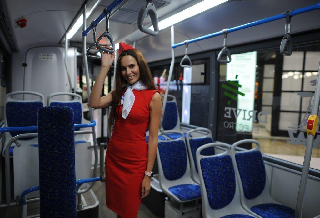 Москва получила еще два электробусных маршрута