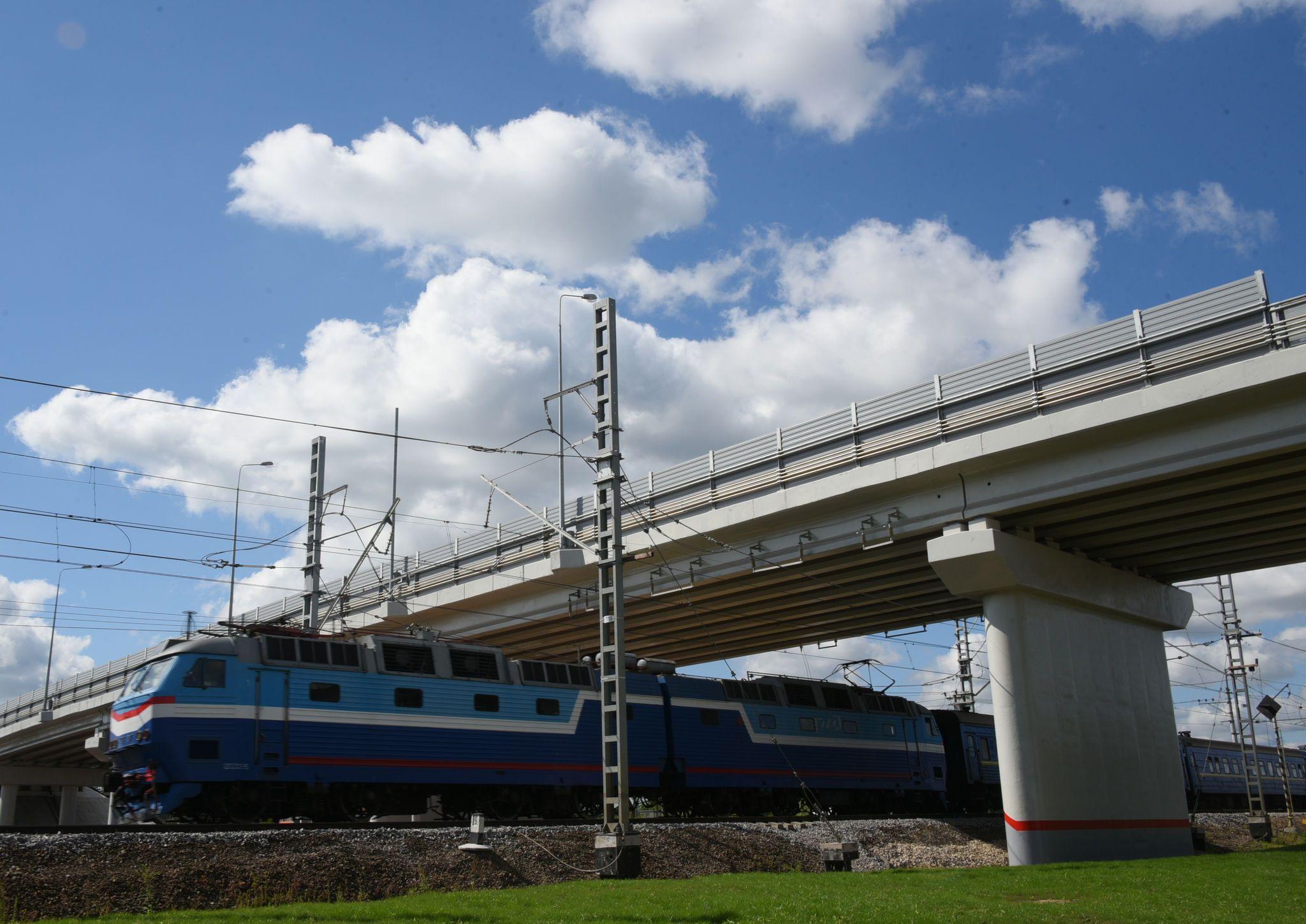 Реконструкция искусственных сооружений пройдет в Москве.Фото: архив, «Вечерняя Москва»