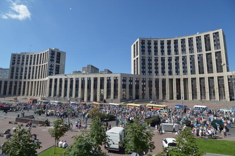 Заявители отклонили предложенное мэрией место проведения митинга