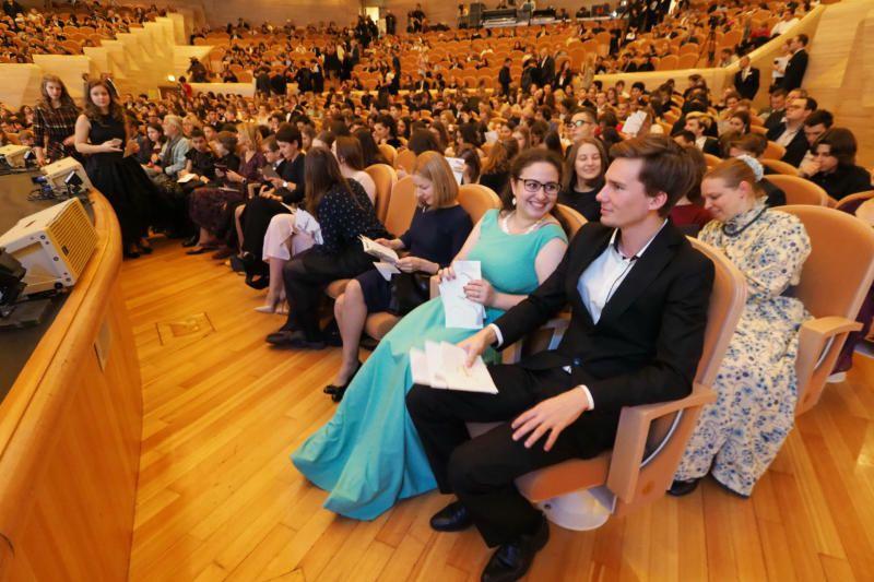 Московские колледжи выпустили в этом году 17 тысяч специалистов