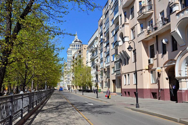 Центральный округ попал в число лучших по пешеходной доступности школ и детских садов