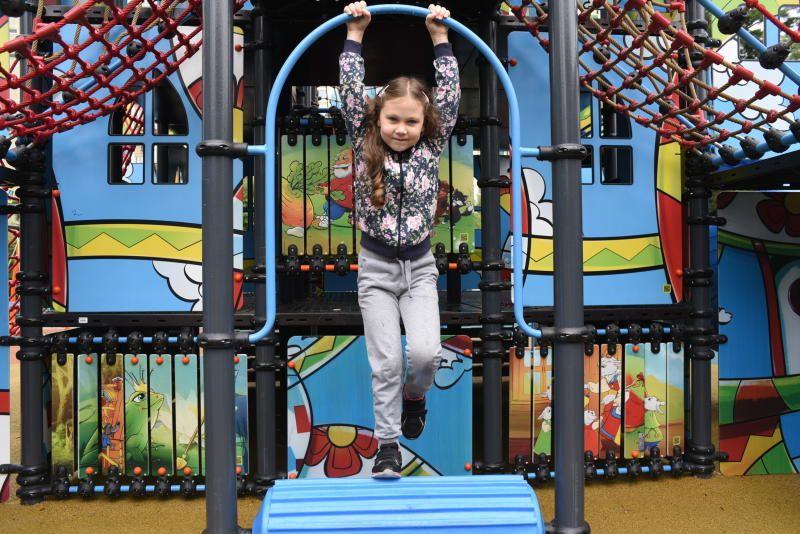 Детские площадки отремонтируют в Тверском районе