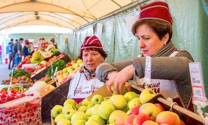 Горожане выбрали площадки для проведения ежегодной ярмарки. Фото: сайт мэра Москвы