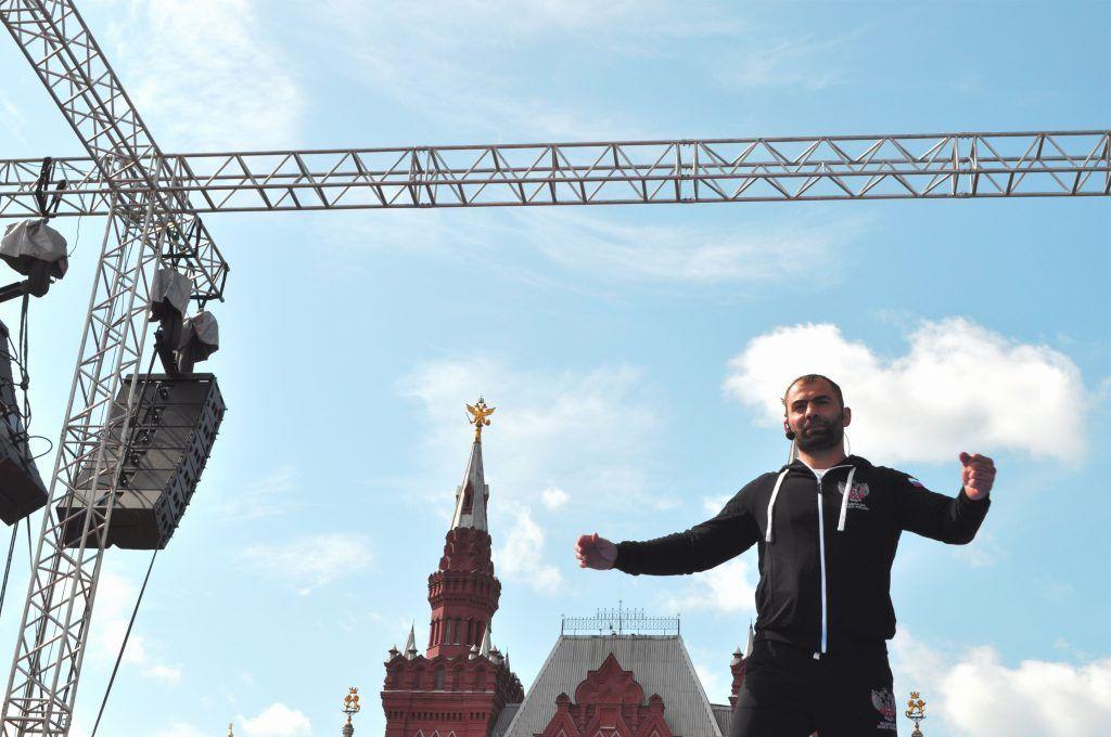 Добить до Гиннесса: Международный день бокса отметили рекордной тренировкой