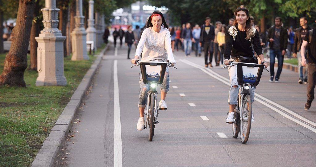 Новые парковки для велосипедов установят в Красносельском районе. Фото: сайт мэра Москвы